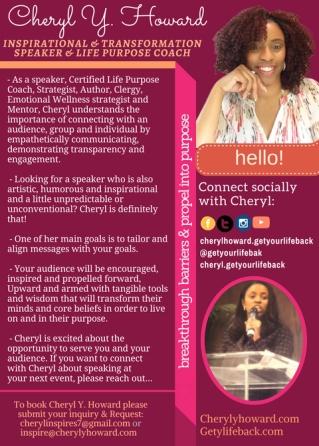 Cheryl Y. Speaker profile 1